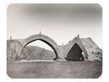 Samarkand: Bridge, 1872 Giclee Print by N.V. Bogaevskii