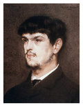 Claude Debussy (1862-1918) Giclee Print by Marcel Baschet