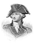 John Burgoyne (1722-1792) Giclee Print by Samuel Hollyer
