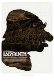 Labyrinth-Hoggle Art par Jim Henson