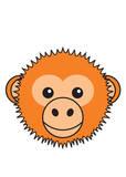Orangutang Prints