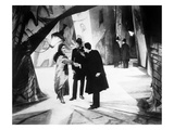 Cabinet of Dr Caligari Giclee Print by Robert Wiene