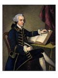 John Hancock (1737-1793) Poster by John Singleton Copley