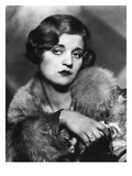 Tallulah Bankhead Giclee Print by Nickolas Muray