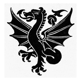 Mythology: Wyvern Posters
