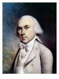 James Madison (1751-1836) Giclee Print by James Sharples