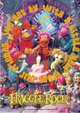 Fraggle Rock-We Get By With A Little Help From Our Friends Prints by Jim Henson