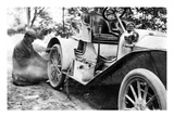 Buick Roadster, 1909 Giclee Print