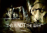 Labyrinth-This Is Not The Way Affiches par Jim Henson