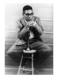 Dizzy Gillespie (1917-1993) Prints by Carl Van Vechten
