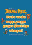Fraggle Rock-Weeba Weeba Woppa Woppa Prints by Jim Henson