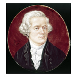 Alexander Hamilton Giclee Print