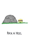 Rock N' Roll Prints