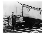 Buster Keaton (1896-1966) Giclee Print