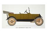 Auto: Chevrolet, 1919 Art