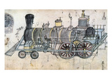 Japan: Perry Expedition Giclee Print