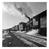 Freight Train, 1943 Prints by Jack Delano