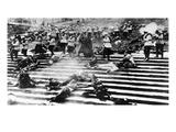 Battleship Potemkin, 1925 Giclee Print by Sergei Eisenstein