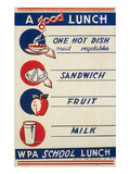 New Deal: WPA Poster Giclee Print