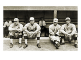 Boston Red Sox, c1916 Giclee Print