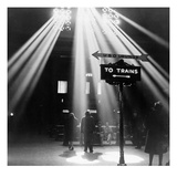 Chicago: Union Station, 1943 Giclee Print by Jack Delano