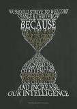The Time Machine Giclee Print
