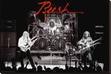 Rush Stretched Canvas Print