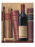 Vintner's Book Prints by James Wiens