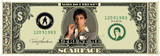 Scarface Dollar Bill Poster