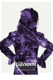 Labyrinth-Jareth Affiches par Jim Henson