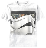 Star Wars - Reflected Face Camiseta