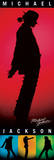 Michael Jackson Silhouettes Affiches