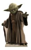 Yoda Silhouette en carton