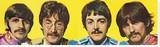 The Beatles, Sergeant Pepper's Lonely Heart Club Band Stretched Canvas Print