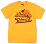 Star Wars - New Tatooine Shirts