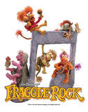 Fraggle Rock-Climbing Fraggle Rock Prints by Jim Henson