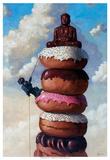 Sweet Buddha Posters by Eric Joyner