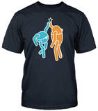 Portal 2 - Hi Five T-shirts