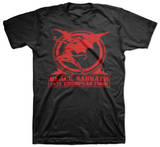 Black Sabbath - Europe 75 Shirts
