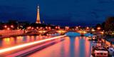 La Seine, Paris Art by Rodriguez Frédéric