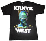 Kanye West - Robot Wars T-Shirt