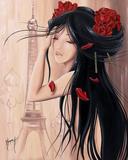 Lilou Paris et Romance II Art by Aurélie Rhumeur