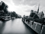Classic B&W Notre-Dame Prints by  AG