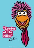 Fraggle Rock-Leader Of The Pack Prints by Jim Henson