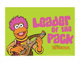 Fraggle Rock-Gobo Is Leader Of The Pack Prints by Jim Henson