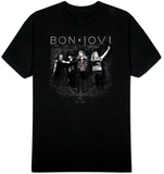 Bon Jovi - Standing Ovation T-shirts