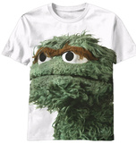 Sesame Street - Big Photo Oscar Tshirts