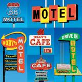 Motel I Prints