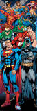 DC Comics - Justice League Of America Kunstdrucke