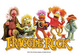 Fraggle Rock-Singing Fraggle Rock Art by Jim Henson